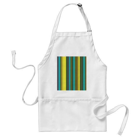 Avental Green_stripes