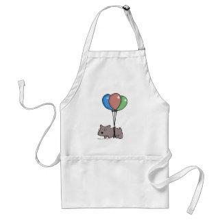 Avental Hamster Frank do balão pelo Painel-o-Matic