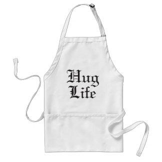 Avental Humor do cultura Pop da vida do abraço