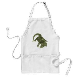 Avental Iguana Sneaky de Galápagos