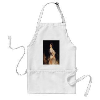 Avental John Singer Sargent - Nancy Astor - belas artes