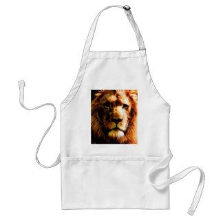 Avental Leão