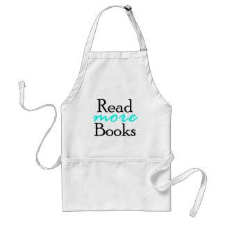 Avental Leia mais livros
