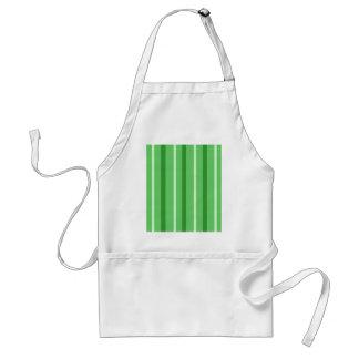 Avental Listras verdes loucas