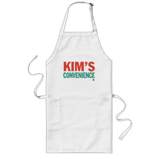 Avental Longo A conveniência de Kim