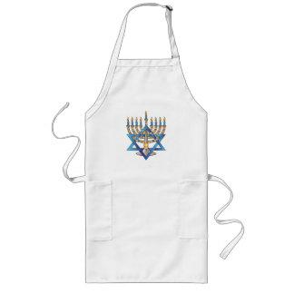 Avental Longo Hanukkah