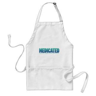 Avental medicado