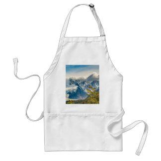 Avental Montanhas nevado de Andes, EL Chalten Argentina