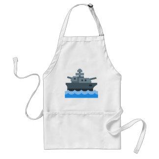Avental Navio de guerra