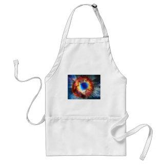 Avental Nebulosa da hélice