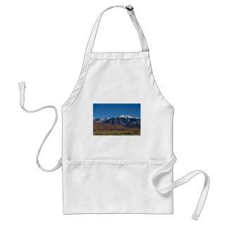 Avental Noite estrelado de dunas de areia de Colorado do