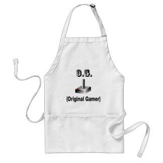 Avental O.G. Gamer original