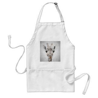Avental O girafa majestoso retratou multiproduct