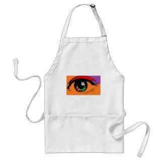 Avental Olho