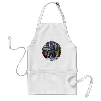 Avental Pa de Jim Thorpe - compra da janela