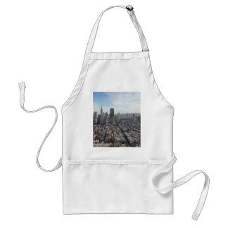 Avental Panorama da skyline de San Francisco