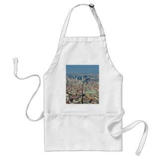 Avental Panorama de Nápoles