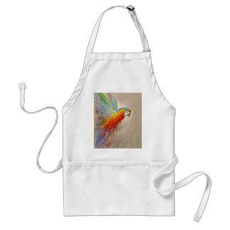 Avental Papagaio