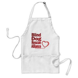 Avental para o salvamento cego Alliance do cão