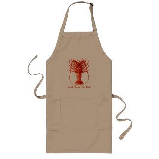 Avental personalizado do cozinheiro chefe do