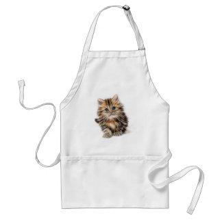 Avental Presentes do gatinho