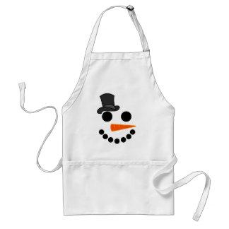 Avental Produtos do menino do boneco de neve