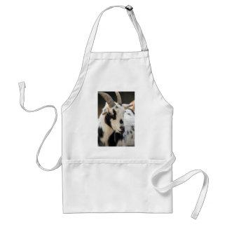 Avental Retrato da cabra