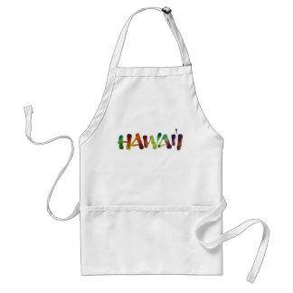 Avental Rotulação de Hawai'i - divertimento havaiano