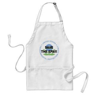 Avental Salvar o EPA