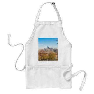 Avental Skyline da Nova Iorque