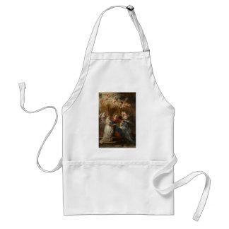 Avental St. Idelfonso - Peter Paul Rubens do Triptych