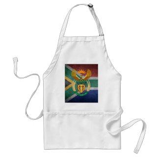 Avental Sul - bandeira africana