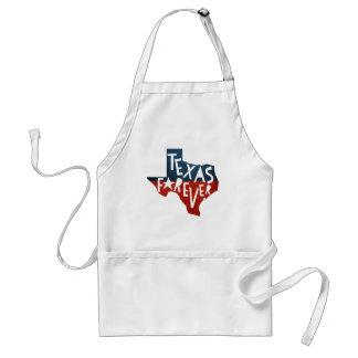 Avental Texas para sempre