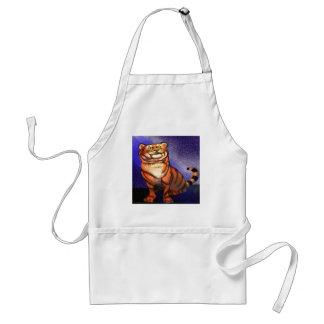 Avental Tigre