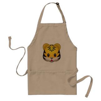 Avental Tigre - Emoji