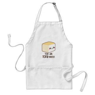 Avental Tofu-rrific Emoji