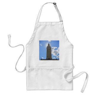 Avental Torre cubana da liberdade em Miami