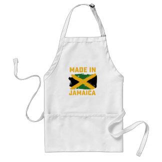 Avental Tshirt jamaicano da bandeira