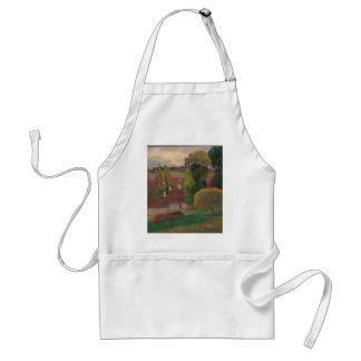 Avental Uma fazenda em Brittany - Paul Gauguin
