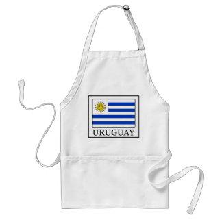 Avental Uruguai