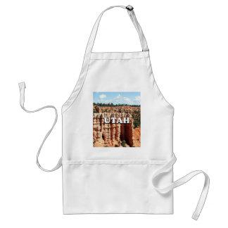 Avental Utá: Parque nacional da garganta de Bryce