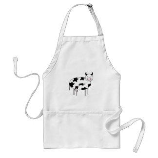 Avental Vaca bonito