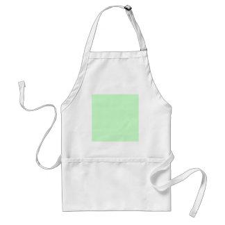 Avental Verde da hortelã da luz da cor da Web do código do