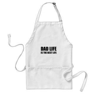 Avental Vida da vida do pai a melhor