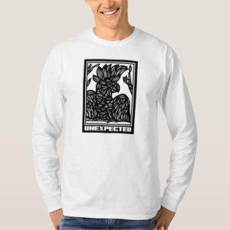 Aventura Rápido-Witted segura séria Camiseta