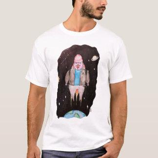 Aventureiro do espaço camiseta
