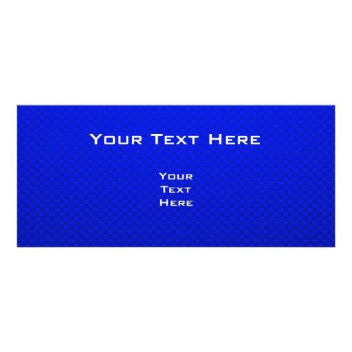 Avestruz bonito; Azul Modelos De Panfletos Informativos