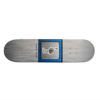 Avestruz bonito Metal-olhar Skate