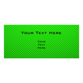 Avestruz bonito Verde Panfletos Informativos Personalizados