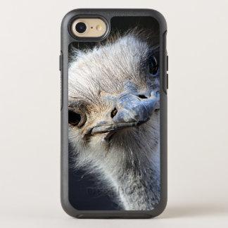 Avestruz Capa Para iPhone 7 OtterBox Symmetry